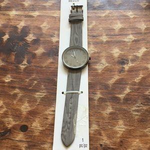 Accessories - Brand new never worn unisex watch